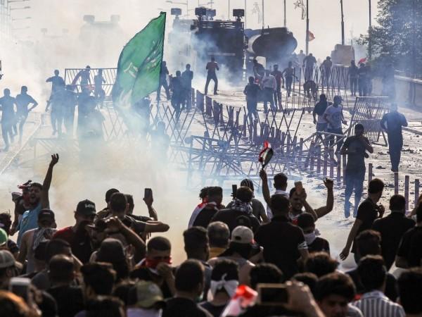Strage di giovani in Iraq: 104 morti nelle proteste contro il carovita e la corruzione