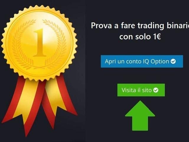 IQ Option demo: come aprire un conto demo trading su IQ Option