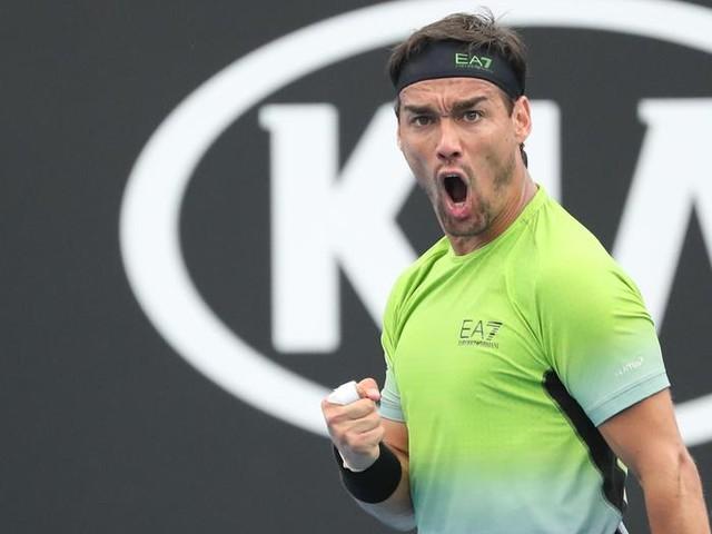 Tennis: Australia, vince anche Fognini