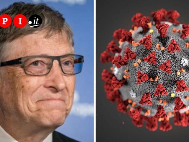 """Coronavirus, Bill Gates: """"Finanzierò sette studi per un vaccino con 125 milioni di dollari"""""""