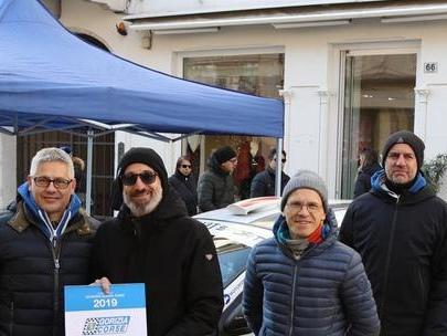 La Gorizia Corse si prepara per il Rally di Nova Gorica