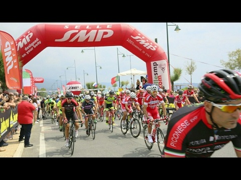 Ciclismo. Giro d'Italia Amatori: prima tappa a Tortora Marina