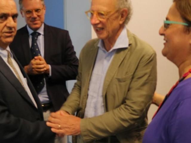 """Gherardo Colombo a UniMc: """"il rispetto delle regole nasce dalla cultura e dall'educazione"""""""
