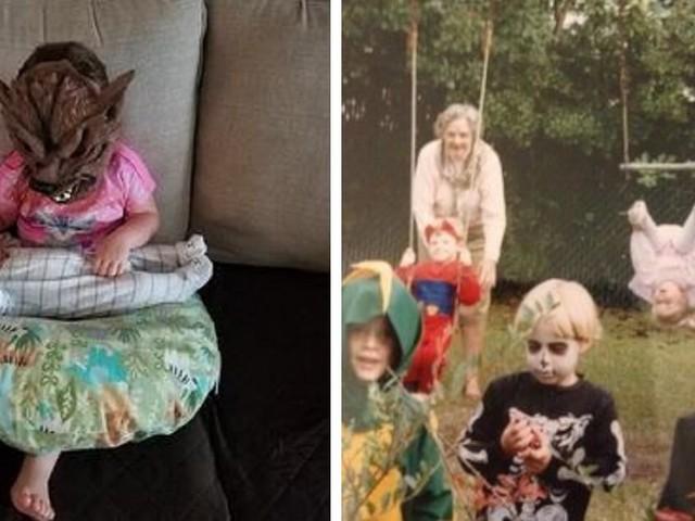 Ricordi divertenti: 14 foto di fratelli e sorelle difficili da dimenticare