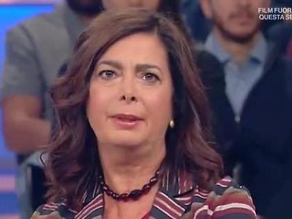 """Laura Boldrini ad Agorà difende il governo: """"Doveroso essere ottimisti"""""""
