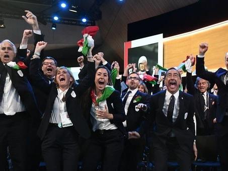 Olimpiadi 2026, vince la coppia Milano-Cortina. Svezia battuta 47-34