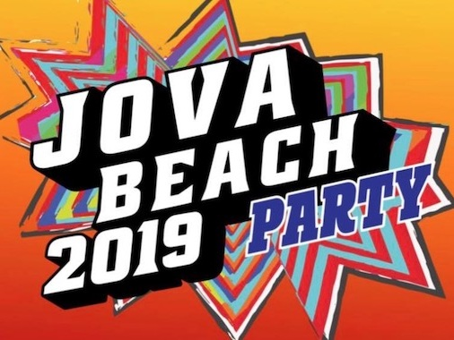 Scaletta Jova Beach Party a Lido degli Estensi, 20 agosto 2019