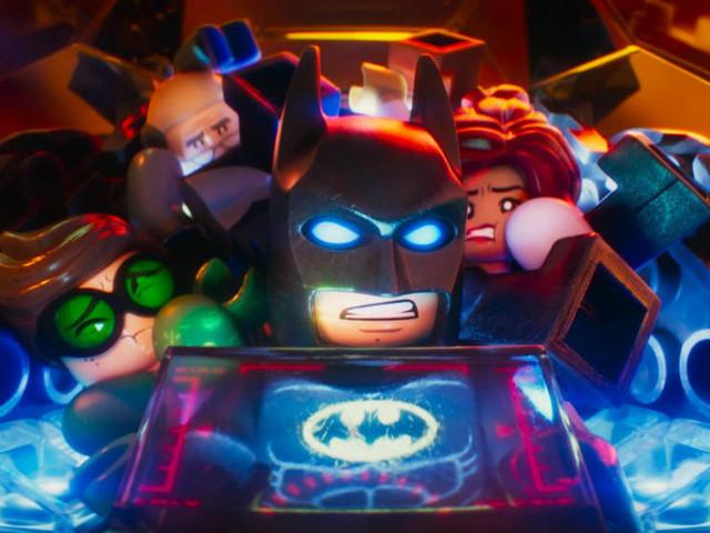 LEGO Batman, il cavaliere oscuro versione mattoncino