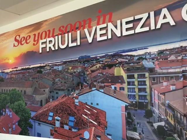 Friuli, promozione del mare: nuovo allestimento tematico a Trieste Airport