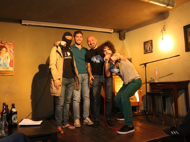 """""""Noi, Die Bitter Show, quattro italiani che fanno stand-up a Berlino"""""""