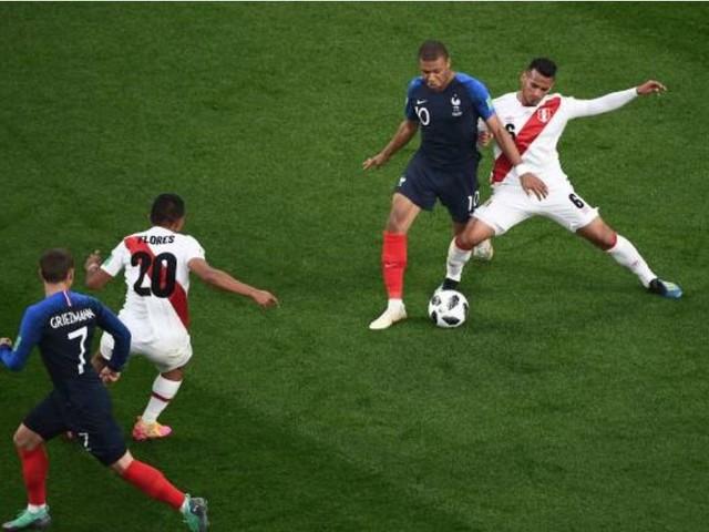 Chi gioca con il Perù vince i Mondiali