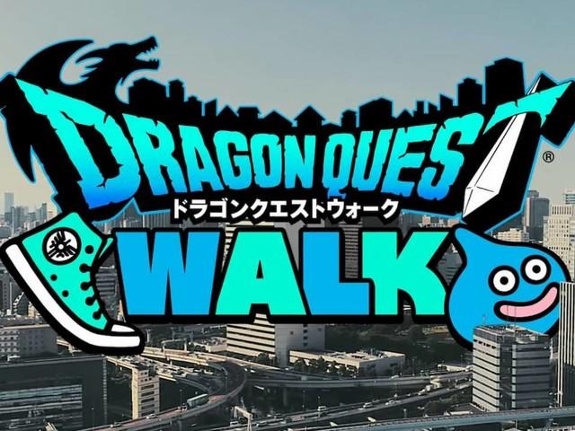 """Square Enix ha annunciato la data di uscita di """"Dragon Quest Walk"""" per iOS"""