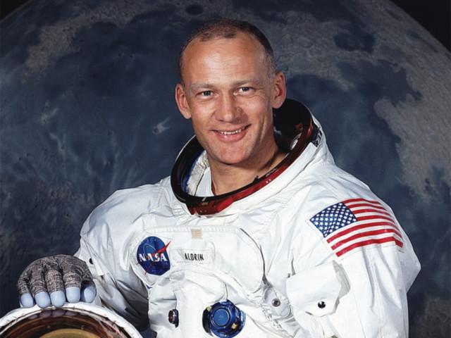 Biografia di Edwin Aldrin
