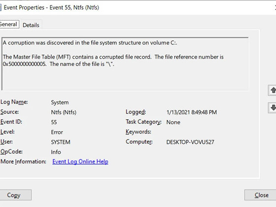 Windows 10: Un comando corrompe gli SSD