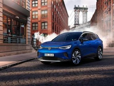Volkswagen ID.4 vince ai World Car of the Year 2021