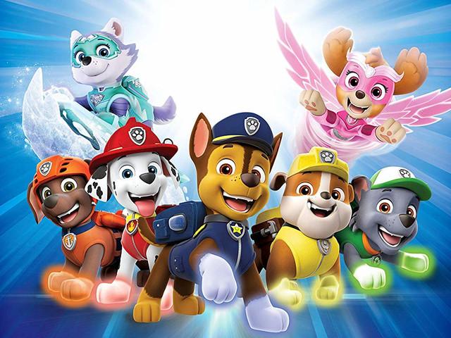Paw Patrol il film, la serie adorata dai più piccoli arriva sul grande schermo