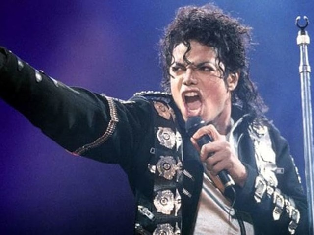 Lo show di Michael Jackson con Roy Paladini