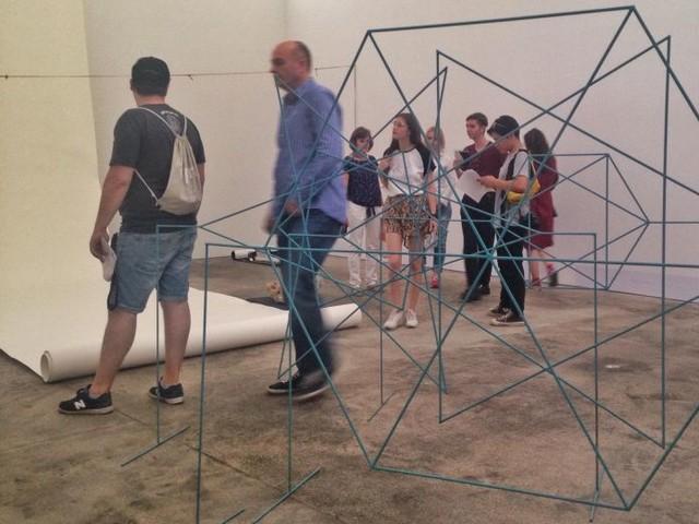 Festeggia un anno il Centrul de Interes, centro per l'arte contemporanea a Cluj- Napoca in Romania