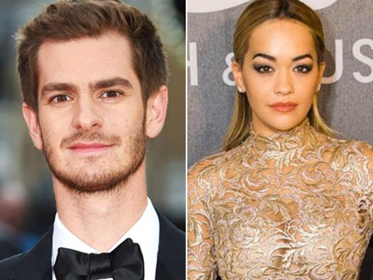 Rita Ora e Andrew Garfield sono una coppia?