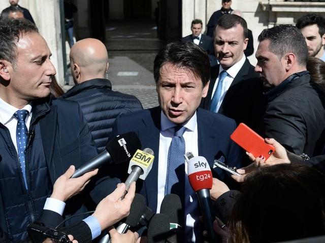 """Via della Seta, Conte: """"Firmiamo il memorandum. E' accordo quadro non vincolante, rafforzeremo golden power"""""""