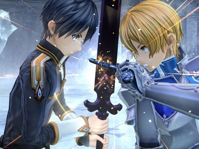 Il videogioco di Sword Art Online in un nuovo gameplay di Alicization Lycoris