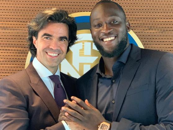 """L'agente trentino Pastorello dietro il """"colpo"""" Lukaku"""