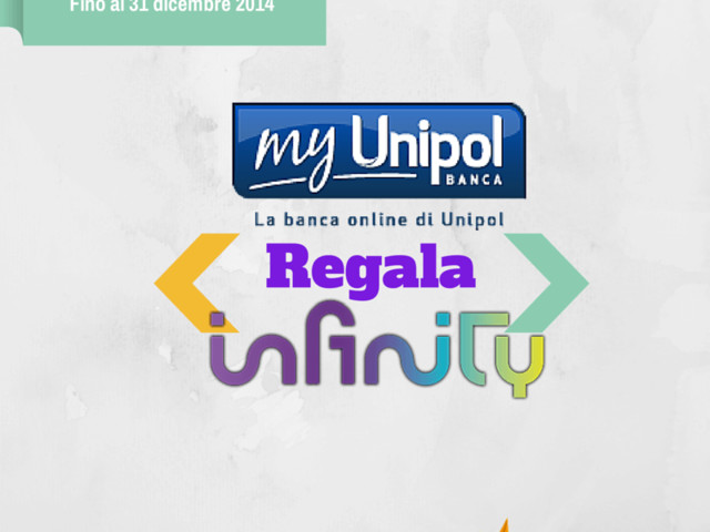 MyUnipol regala un anno di Infinity