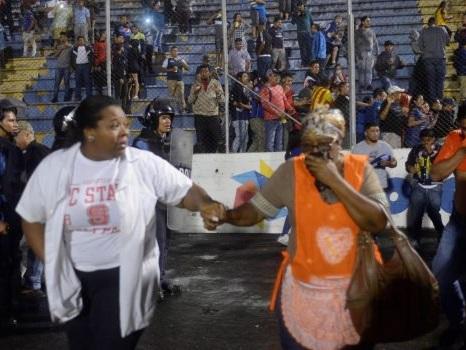 Tre morti in Honduras per scontri prima di Olimpia-Motagua