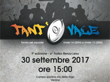 9° Torneo Tant'Ovale Under 14