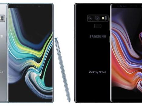 In Italia la Night Mode sul Samsung Galaxy Note 9: N960FXXU3CSF9 avviato