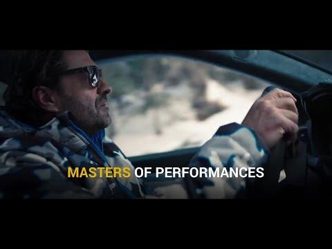 Lamborghini Urus: Alberto Tomba sulla neve col SUV dei record [Video]