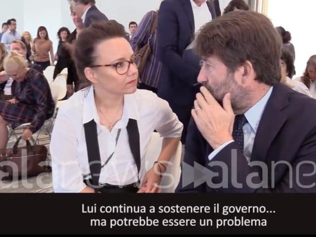 «Renzi oggi è un problema», la confessione di Franceschini alla ministra tedesca