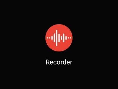 Google Recorder dei Pixel 4 è disponibile al download (APK)