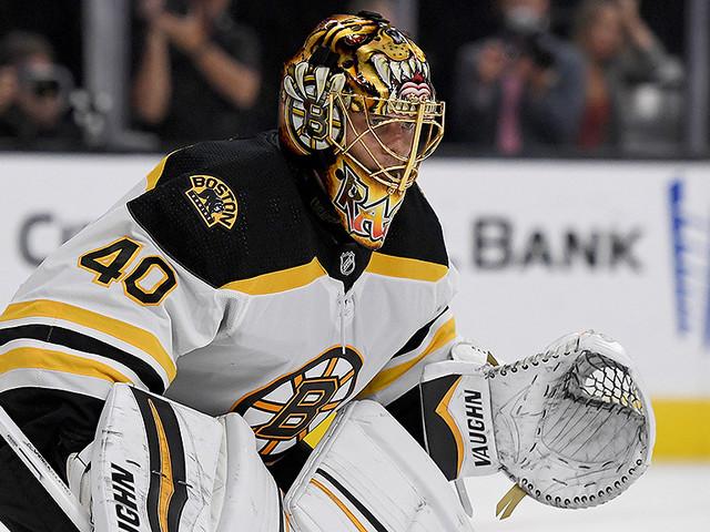 Bruins Place Tuukka Rask On IR; Recall Dan Vladar, Karson Kuhlman From Providence