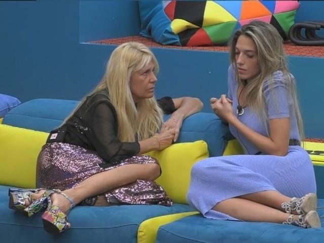 Grande Fratello Vip 2020: Maria Teresa Ruta e la figlia Guenda Goria si chiariscono su Telemaco | Video Mediaset