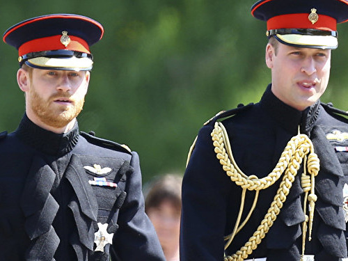 In un anno il principe Carlo ha speso 7 milioni di dollari per aiutare William ed Harry