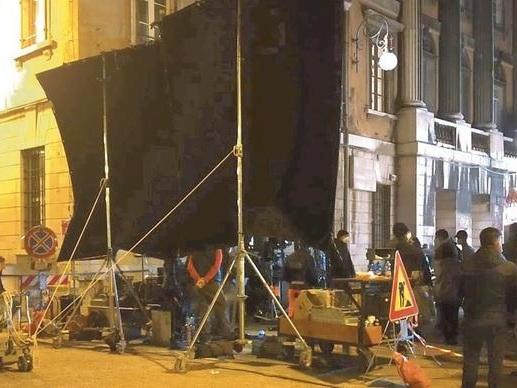 Riprese by night blindate e un teatro al Carciotti: nel centro di Trieste tornano i film