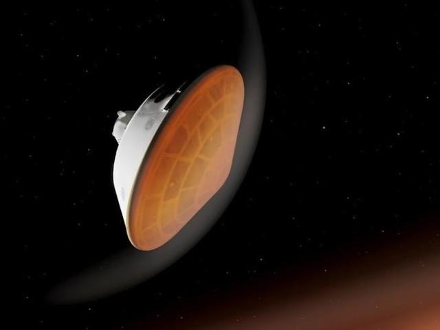 """Marte, i """"7 minuti di terrore"""" dell'atterraggio del robot Perseverance"""