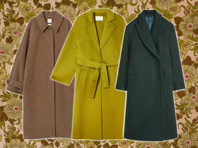 20 cappotti per l'autunno (sotto i 250 euro)
