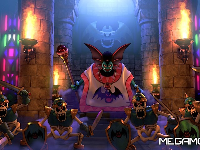 Dragon Quest Builders 2, Square Enix svela la data di lancio!