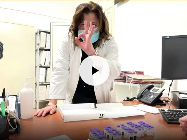Oltre 1000 sanitari vaccinati da Palermo a Corleone e Cefalù (VIDEO)