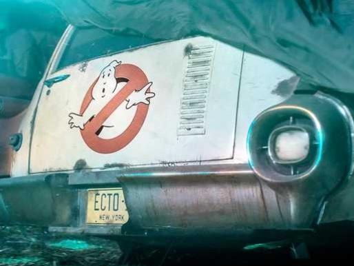 Ghostbusters 3: primo teaser trailer ufficiale del sequel di Jason Reitman