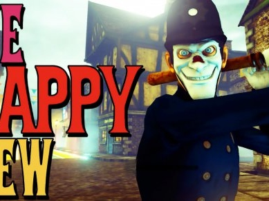 We Happy Few non vedrà la luce in Australia