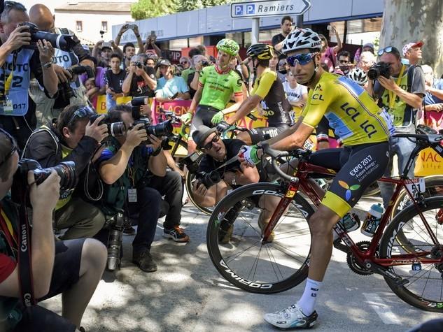 La leggenda della maglia 51, quella che Fabio Aru indossa al Tour de France