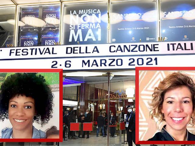 Due trentine alla corte di Sanremo: Valentina e Angela selezionate per i massaggi anti-stress agli artisti
