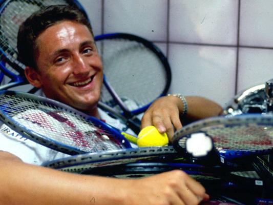 Andrea Gaudenzipotrebbe diventare il capo dei tennisti professionisti