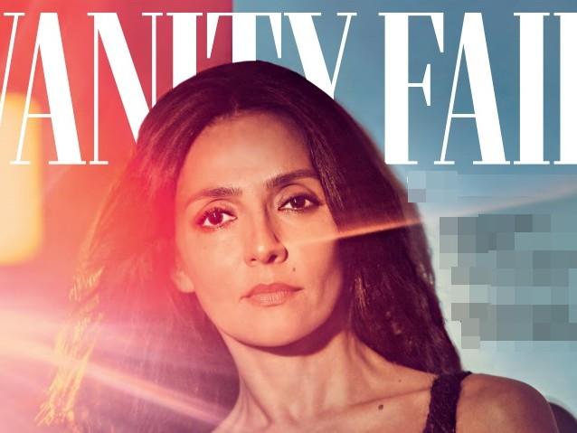 """Ambra Angiolini a Vanity Fair: """"Vittima delle paure, salvata dal volontariato e da Massimiliano"""""""