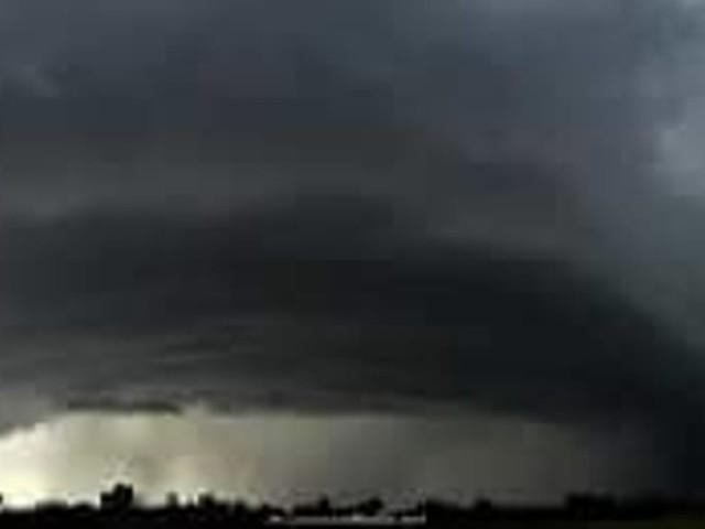 Meteo: da sabato stato di attenzione in Veneto per rovesci, grandine e temporali