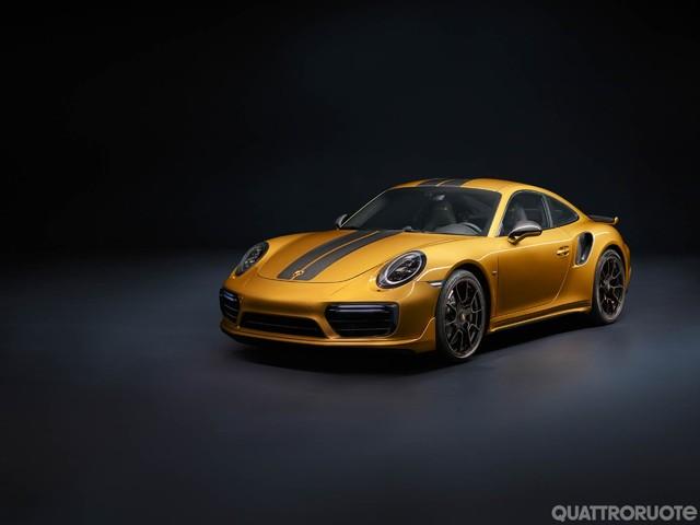 Porsche Exclusive - Una 911 Turbo sartoriale - VIDEO