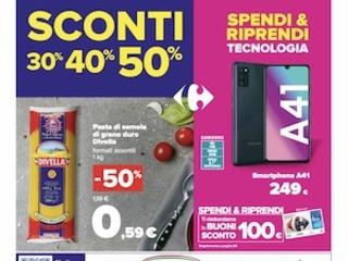 Carrefour rifà i buoni spesa hi-tech: smartphone Xiaomi a meno di 100 euro e TV le offerte clou fino all'8 ottobre 2020